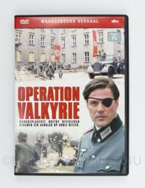 DVD Operation Valkyrie - speelduur 92 minuten - taal Duits met Nederlandse ondertiteling