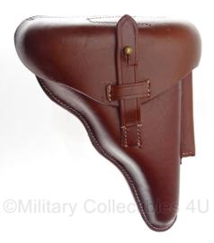 Holster Luger P08 Polizei DWM 1917- BRUIN leer
