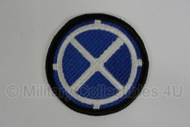 WWII US 35th Infantry Division patch