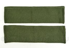 Korps Mariniers Hose Tops voor om de onderbenen - gedragen - 45 x 12 cm - origineel