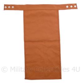 Kmar Marechaussee halsdoek Sinaai Missie - zeldzaam - bruin - 48,5 x 47 cm - origineel