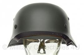 M40 helm Heer of SS  feldgrau