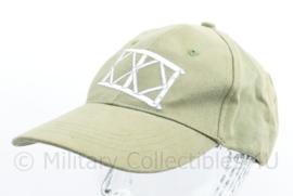 Baseball cap Geniemuseum - maat one size - nieuw