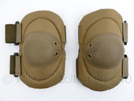 Defensie en Korps Mariniers Profile equipment  elleboog beschermer set - Coyote - origineel