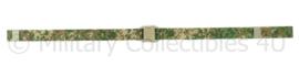 Defensie huidig model NFP multitone rugzak buikgordel - 100 x 6 x 1,5 cm - NIEUW - origineel