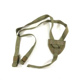 US Army Padded War Belt Suspenders Eagle Industries (voor aan de koppel) - khaki - ONGEBRUIKT - origineel