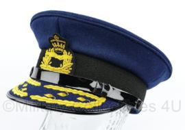 Nederlandse Klu Luchtmacht Hoogste officiers & Generaals pet - 57 tm. 60 cm. (replica)
