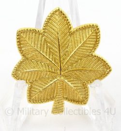US Army Major rank insigne - afmeting 2,5 x 3,5 cm - origineel