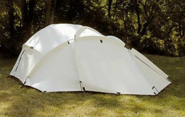 US Army en Korps Mariniers Eureka ECWS tent ongebruikte Snow White Rainfly Sheet / arctic tent fly - origineel