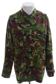 Britse leger DPM camo uniform jas lightweight met insignes - maat 170/96 - origineel