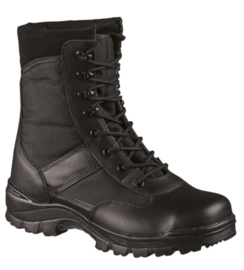 Tactical, Police & Security boots - echt leder & nylon