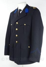 Korps Rijkspolitie te water uniform jas - Zeldzaam ! - maat 52 - origineel