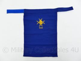 Defensie halsdoek 543 Regiment verbindingsdienst - origineel