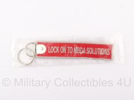 US Army MBDA Missile Solutions Sleutelhanger - origineel