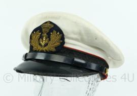 Korps Mariniers Luxe pet subaltern-officier Mariniers  - Maat 56 - Origineel