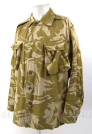Brits DPM desert camo Jacket combat lightweight - Maat 180/104 -  Origineel