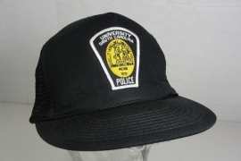 University Police South Carolina baseball cap - Art. 542 - origineel