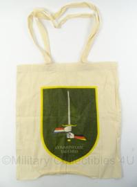 KL Landmacht 1e Nederlands Duitse Korps canvas draagtas - origineel