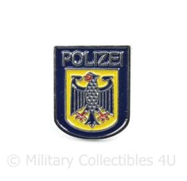 Speld Bundes Polizei Duitsland - huidig model - origineel