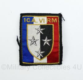 Franse leger 1C.A. VI RM embleem - origineel