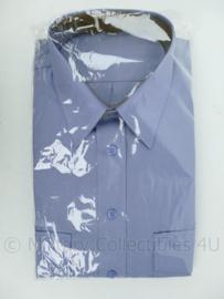 Overhemd met lange mouw blauw - NIEUW - maat 40 - origineel