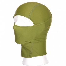 "Bivakmuts ""Ninja""- groen of zwart"