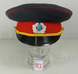Politie pet Ukraine - art 113