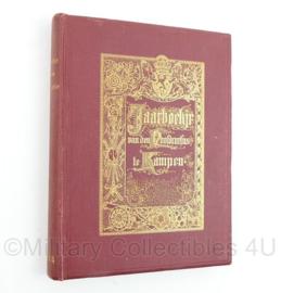 Jaarboekje van den Hoofdcursus te Kampen 1914 - origineel