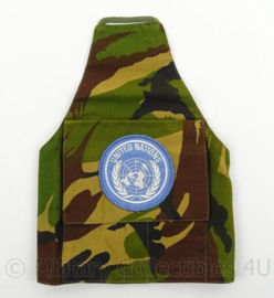 KL Landmacht en United Nations algemene armband in DPM camo - origineel