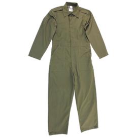KL Nederlandse leger overall groen - gebruikt - meerdere maten - origineel