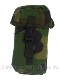 Korps Mariniers opbouwtas klein - Forest camo - origineel