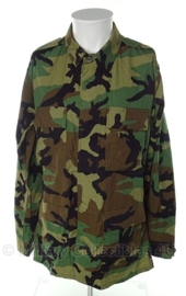 Korps Mariniers jas Woodland Forest camo - Medium Short   - Nieuw! - origineel