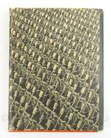 WO2 Duits zigarettenbilder album plaatjes fotoboek Adolf Hitler - zeldzame omslag - afmeting 31 x 25 cm - origineel