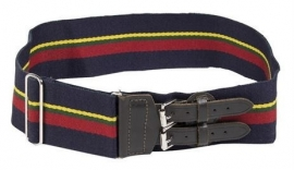 Britse leger Royal Marines paradekoppel gekleurd stable belt - origineel