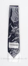 KLU stropdas 2013 donkerblauw - nieuwste model - nieuw in verpakking - origineel