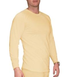 Ondergoed shirt winter - creme wit - origineel - maat Medium of XL - nieuw in de verpakking