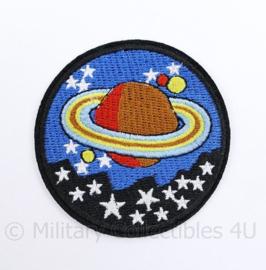Nieuw gemaakt embleem Infinite Space Patch - diameter ongeveer 7 cm