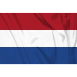 Nederlandse vlag Polyester - 90 x 150 cm
