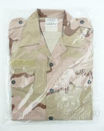 Defensie Desert camo overhemd - nieuw in de verpakking - 6080/0005 - origineel