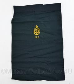 Nederlands leger halsdoek Technische Troepen 125 Herstelcompagnie - zwart -  origineel