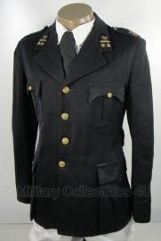 Brandweer uniform jas jaren 50 wol - maat 48 - origineel