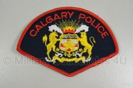 Calgary Police patch - origineel
