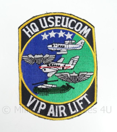 "US VIP air lift ""HQ useucom"" embleem - replica"