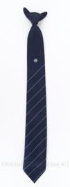 NL Korps Rijkspolitie stropdas met logo- 54 cm - origineel
