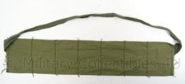 US Vietnam oorlog munitie bandoleer 5.56 mm voor de M16 - 1973 - 71 x 15 cm - origineel
