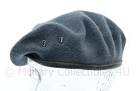Britse leger grijze baret - maat 56 - NIEUW - origineel