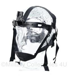 Defensie en Korps Mariniers hoofddraagstel voor de nachtkijker met extra padding - nieuw - origineel