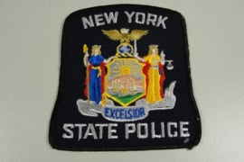 New York State Police patch - origineel