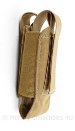 Defensie en Korps Mariniers COYOTE Profile Equipment MOLLE Glock 17 magazijntas of pouch Raider adjustable 40 MM and Flash - NIEUW - 20 x 8,5 x 5 cm - origineel