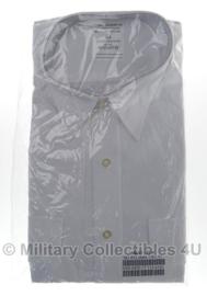 Nederlandse leger overhemd WIT korte mouw - met borstzakken - 60% KAT 40% PES - maat 42 - origineel